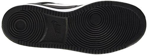 Nike Priority Low - Zapatillas para hombre, color blanco Negro / Blanco  (Black / White)