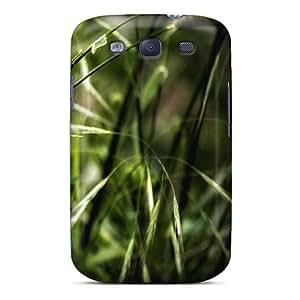Tough Galaxy Hpr4223sWPR Case Cover/ Case For Galaxy S3(green Grass)