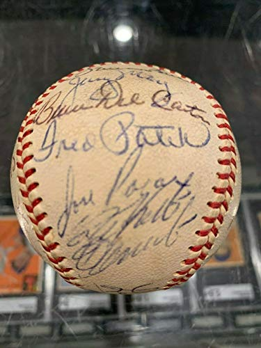 1969 Pittsburgh Pirates Team Signed Baseball Roberto Clemente 24 Autos - JSA Certified - Autographed Baseballs