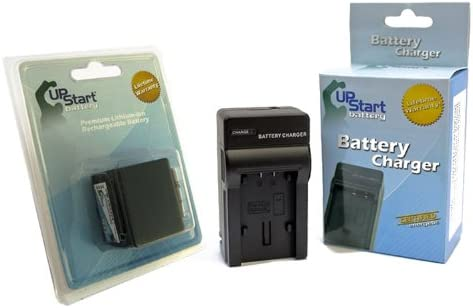Battery Charger for PANASONIC HC-V10 HC-V100 HC-V500 HC-V600M HC-V700 HC-V707 UK