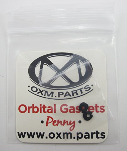 OXM.Parts Penny X Metal Orbital Gaskets Replacement Rubber Lens Shocks for Oakley X Metal - Oakley Replacement Rubber