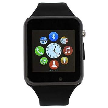 Reloj Conectado Compatible con Xiaomi Mi A2 Lite, CEKA TECH® Reloj ...