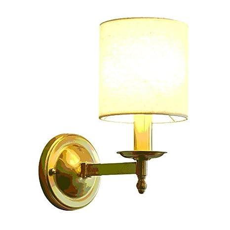 Amazon.com: Avanthika E27 - Lámpara de pared de cobre para ...