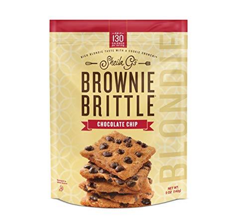 Brownie Brittle Blondie Chocolate Chip, 5 oz Bag (Pack of 6)