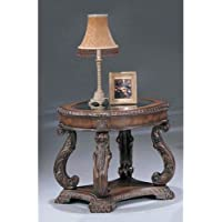 Coaster Home Furnishings 3891 Traditional End Table, Brown