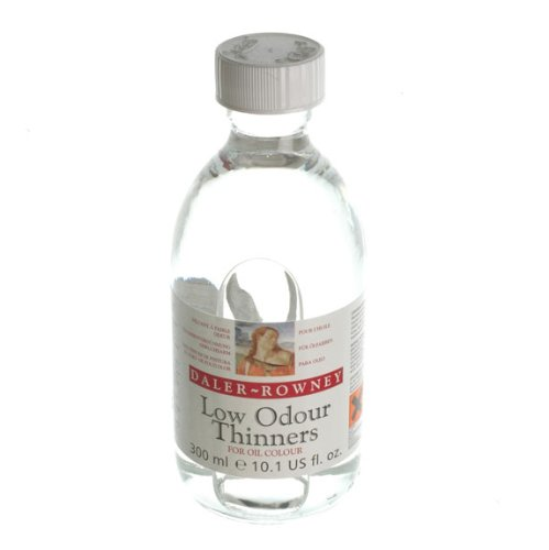 Daler Rowney Low Odour Thinners 300ml