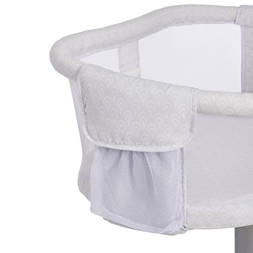 HALO Bassinest Swivel Sleeper – Silver River Stone by Halo (Image #7)