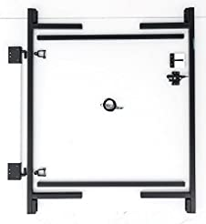 Adjust-A-Gate Steel Frame Gate Building ...