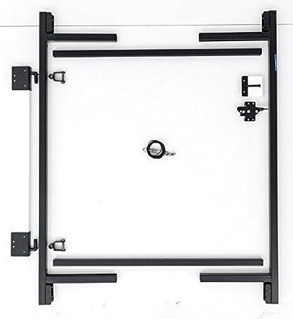 Adjust-A-Gate Steel Frame Gate Building Kit (36\