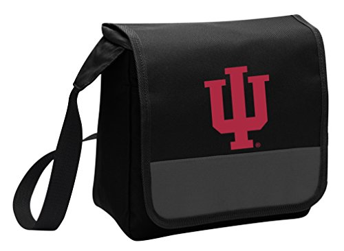 Box Hoosiers Lunch Indiana - Broad Bay Indiana University Lunch Bag Shoulder IU Lunch Box