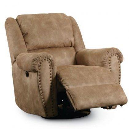 Acme Furniture 59415 Oliver Oversized Glider Recliner Motion Chocolate Corduroy B01glxlls4