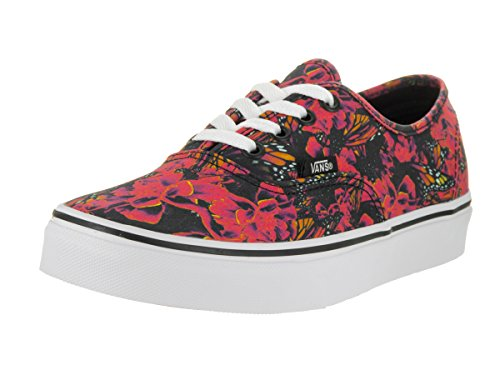 Vans Unisex Authentic (Butterfly Dreams) Blk/Trw Skate Shoe 6 Men US / 7.5 Women US