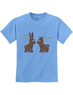 inktastic My Godmother Loves Me with Bunny and Easter Eggs Toddler T-Shirt