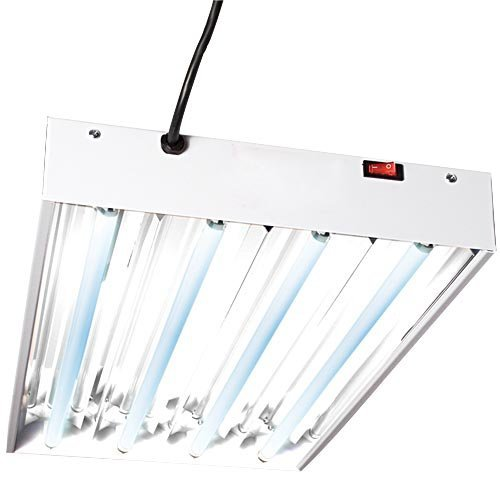 Hydro farm Fluorescent Grow Light T5 Tube System - 4 x 4 Foo