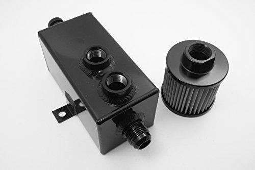 oil filter catch adapter - 6