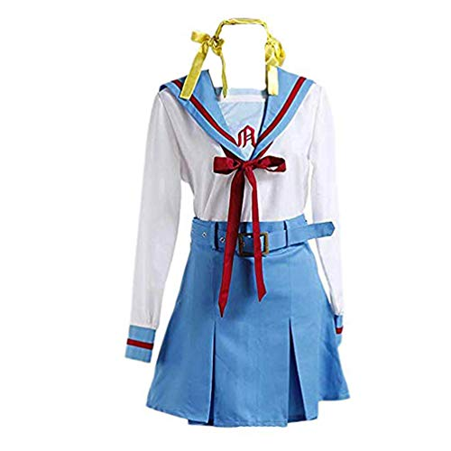 MYYH Anime Suzumiya Haruhi Cosplay Costume Uniform Halloween