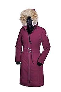 Amazon.com: Canada Goose Women's Whistler Parka, Berry, X