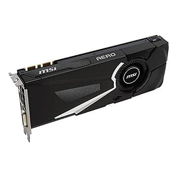 MSI Gaming GeForce GTX 1070 Ti 256-Bit 8GB GDDR5 VR Ready ...