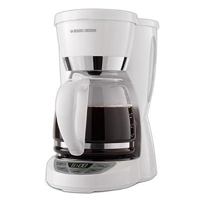 Black & Decker CM1050W 12-Cup Programmable Coffeemaker