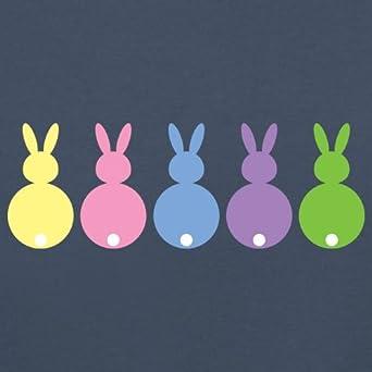 Dressdown Multi Colour Easter Bunnys Baby//Toddler T-Shirt 3-24 Months