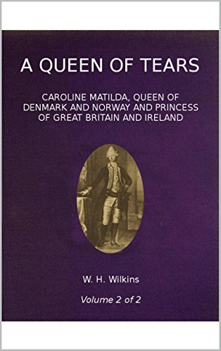 Amazon A Queen Of Tears Vol 2 Of 2 Illustrated Caroline