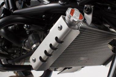 SW-MOTECH: ラジエーターガード Silver Suzuki SV650 ABS (15-) [並行輸入品]   B076V944NY
