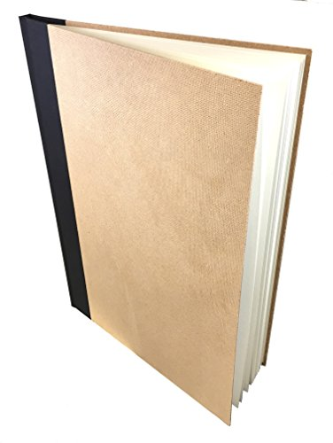 Artway Enviro Skizzenbuch, A4, Recyceltes Material, Recyceltes Papier, 170 g/m², fester Einband, 96 Blatt