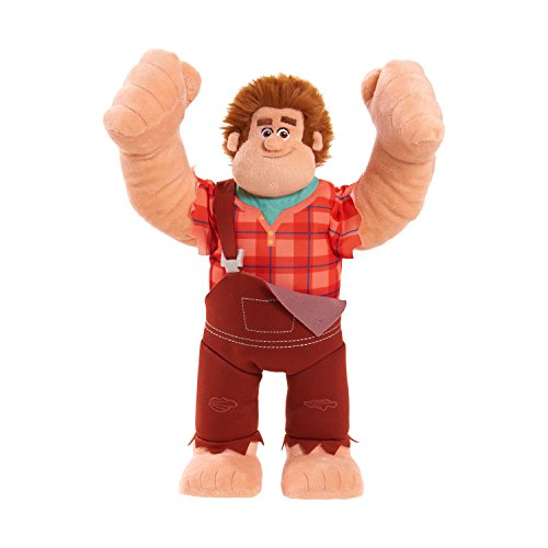 "Wreckin' Ralph 14"" Plush Only $10.49 (Was $24.99)"