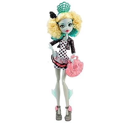 Monster High Monster Exchange Program Lagoona Blue Doll: Toys & Games
