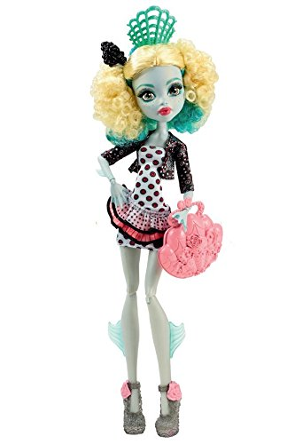 Monster High Monster Exchange Program Lagoona Blue Doll