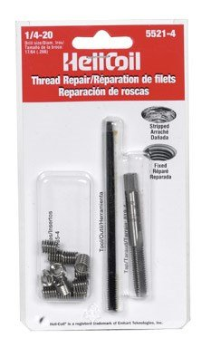 Heli-Coil Thread Repair Kit 12 Inserts 1/4''-20 by Heli-Coil (Image #1)