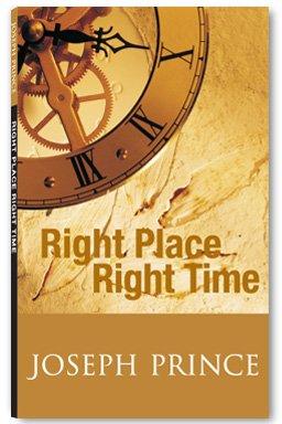"""Right Place Right Time"" av Joseph Prince"