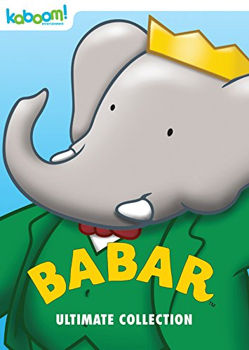 DVD : Babar: Ultimate Collection (Full Frame, Dolby, Amaray Case)