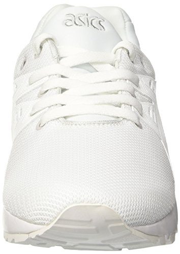 Asics Mens Gel-kayano Trainer Evo Formateurs Blanc