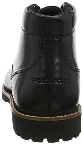 Rockport Marshall, Stivali Chukka Uomo nero