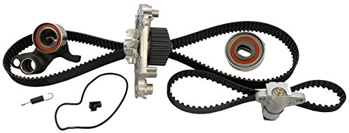 Gates TCKWP226A Timing Belt Component Kit with Water ()