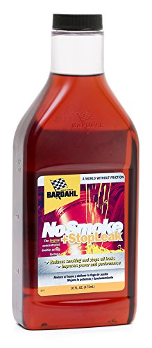 Bardahl 2117-CS No Smoke + StopLeak - 16 fl. oz.  (Case of 12)