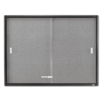 QRT2364 - Quartet Enclosed Bulletin Board