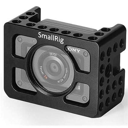 SmallRig RX0 II - Jaula para cámara Sony RX0II y RX0 II, con ...