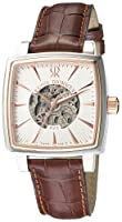 Revue Thommen Men's 12300-2862 Carre Cambre Skeleton Analog