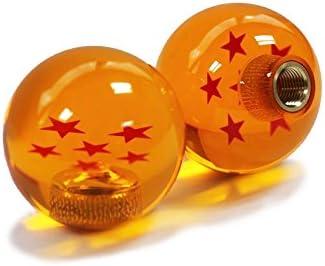DBZ Dragon Ball Z Manual Ball Gear Shifter DBZ Shift Knob  6 Star  For Nissan DB