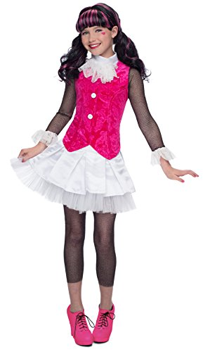 [Monster High Draculaura Costume] (Draculaura Kids Costumes)