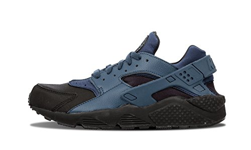 Uomo sqdrn Nike Black Huarache Blue Jogging Blue Scarpa Run Squadron Da Prm Air 0Hx80rqP