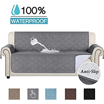 Amazon.com: H.VERSAILTEX Full Waterproof Oversized Sofa ...
