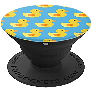 Amazon Com Cute Baby Duck Popsockets Grip And Stand For