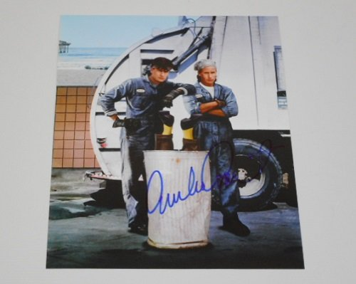 Men at Work Emilio Estevez Hand Signed Autographed 8x10 Glossy Photo Loa
