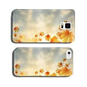 Autumn leaves cell phone cover case iPhone6