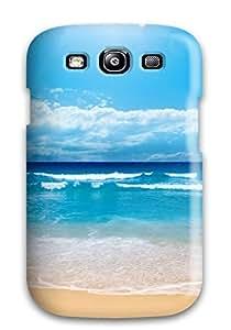 New Arrival Premium S3 Case Cover For Galaxy (beach Ipad 2 )