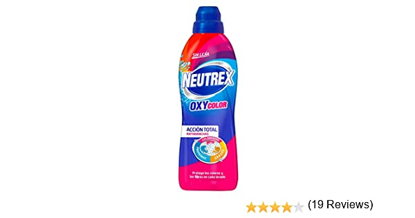 Neutrex Gel Oxy Color Aditivo para Ropa - 800 ml: Amazon.es ...