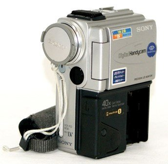 SONY ソニー DCR-PC3 デジタルビデオカメラレコーダー(デジタルハンディカム) ミニDV   B00P0JBS5C